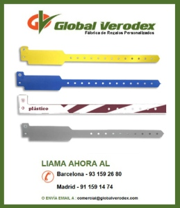pulseras-plastico-personalizadas