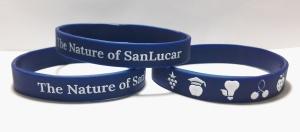 pulseras de silicona the nature of SanLucar