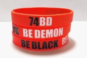 pulseras silicona personalizadas 74BD