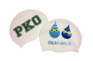 fabricantes de gorros de natación personalizados