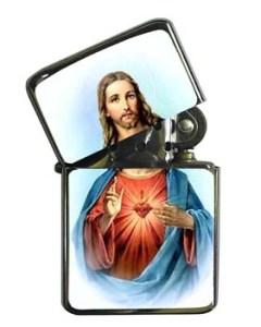 mecheros personalizados religiosos