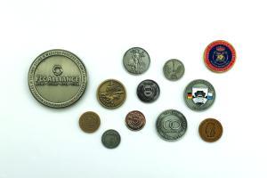monedas promocionales personalizadas