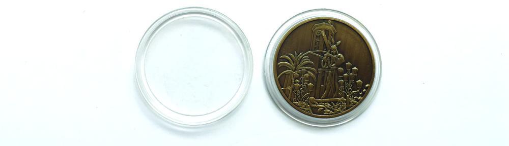 Monedas Religiosas Cofrades Merchandising