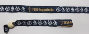 Fabricación de pulseras de tela FLM ingeniería