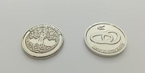 monedas personalizadas bodas