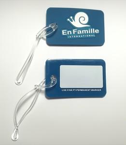 Etiquetas para maletas de viaje Personalizadas