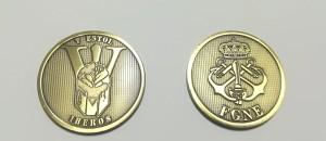 fabricantes de monedas personalizadas